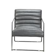 Moe's Home Collection Desmond Club Chair; Grey