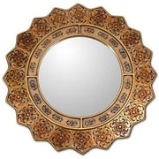 Novica Asunta Pelaez Marigold Mirror