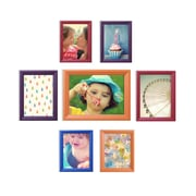 NielsenBainbridge Snap Wood 7 Piece Wood Picture Frame