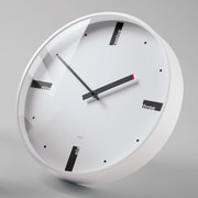 Sigel Artetempus Design Wall Clock, Acto Model, White (SGCLOCK2-WH)