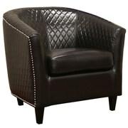 Wholesale Interiors Baxton Barrel Chair