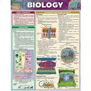 BarCharts, Inc. - QuickStudy® Biology Reference Set