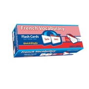 BarCharts, Inc. - QuickStudy® French Flashcard & Reference Set