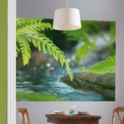 Brewster Home Fashions Komar Along the River 1-Panel Wall Mural