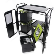 Copernicus Tech Tub  24-Compartment Tablet Storage Cart