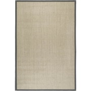 Safavieh Natural Fiber Marble & Light Grey Area Rug; 9' x 12'