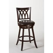 Hillsdale Tateswood 31'' Swivel Bar Stool with Cushion