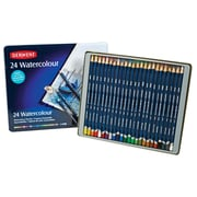 Derwent Watercolor 24 Piece Pencil Set