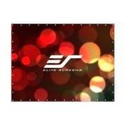 Elite Screens DIY Pro Series White Portable Projection Screen; 300'' Diagonal