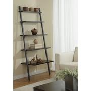 Jesper Office Parson 71'' Leaning Bookcase; Espresso