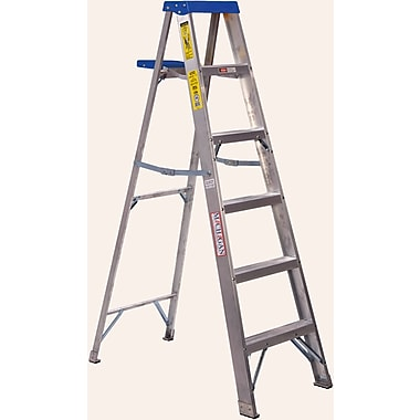 Michigan Ladder Heavy Duty 4 ft Aluminum Step Ladder with 250 lb. Load Capacity