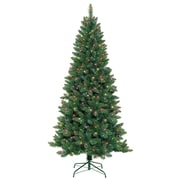 Jeco Inc. 7' Green Artificial Christmas Tree w/ 350 Lights
