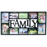 nexxt Design Family 10 Piece Picture Frame Set
