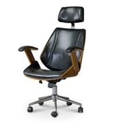 Wholesale Interiors Baxton Studio High-Back Executive Office Chair