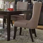 Liberty Furniture Parson Chair; Khaki