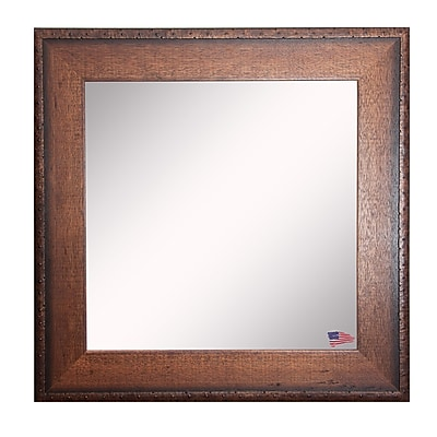 Rayne Mirrors Timber Estate Wall Mirror; 21.5''