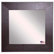 Rayne Mirrors Ava Wide Wall Mirror; 40'' H x 40'' W