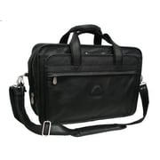 AmeriLeather Leather Laptop Briefcase