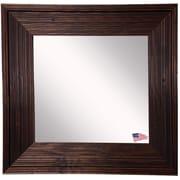 Rayne Mirrors Ava Wall Mirror; 25''.75'' H x 25''.75'' W