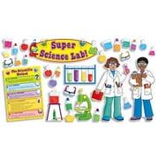 Teachers Friend Super Science Lab Bulletin Board Cut Out