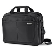 American Tourister Two Gusset Checkpoint Friendly Brief, Black (61328-1041)