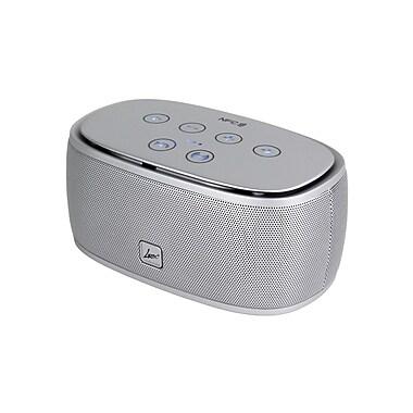 Digital Treasures – Haut-parleur portatif Lyrix Rush, argenté