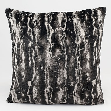 Nourison Fur Throw Pillow