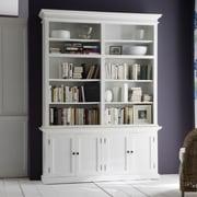 NovaSolo Halifax 86.6'' Oversized Set Bookcase