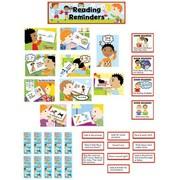 Creative Teaching Press 36 Piece Reading Reminders Mini Chart Set