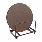 """Correll, Inc. Edge Stacking Table Truck for 48"""" or 60"""" Round Folding Table (T6060)"""