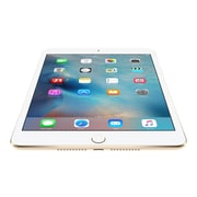 "Apple MK8F2LL/A iPad Mini 4 Wi-Fi + Cellular 7.9"" Tablet, 128GB, 3G/4G, Gold"