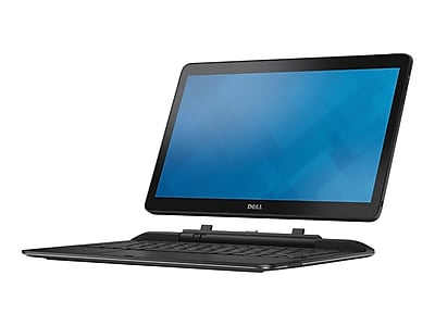 """""Dell Latitude 13-7350 13.3"""""""" 4GB 2-in-1 Ultrabook/Tablet, Black"""""" IM1YW9103"