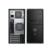 Dell Vostro 3900 - Celeron G1840 2.8 Ghz - 4 GB - 500 GB - US - English (QWERTY) - NT7MV - Black