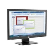 "HP® ProDisplay P222va 21.5"" LED LCD Monitor, Black"