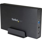 StarTech 6TB External SATA/600 Hard Drive Enclosure, Black (S351BU313)