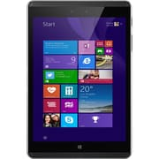 "HP 608 G1 Atom X5 Z8500 SSD P2C10UT#ABA 7.86"" Windows 8.1 Pro Tablet, 64-Bit, 4 GB RAM, Gray"