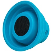 Syba X-Horn Bluetooth 2.1 Speaker SPK23056, Splash Resistant, Blue