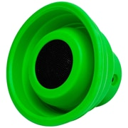 Syba X-Horn Bluetooth 2.1 Speaker SPK23058, Splash Resistant, Green