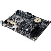ASUS  Desktop Motherboard, Intel Z170 Chipset, ATX (Z170-P)