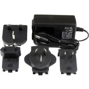 StarTech 9 V/2 A DC Power Adapter for Ethernet Media Converter, Black (SVA9M2NEUA)