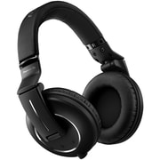 Pioneer HDJ-2000MK2-K Wired Over-the-Head Surround Headphone, Black