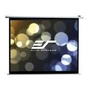 "Elite Screens® Spectrum ELECTRIC84V Ceiling/Wall Mount Electric 84"" Projection Screen"