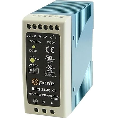 Perle IDPS-24-40-XT DIN Rail Proprietary Power Supply IM1UX9462