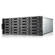 Qnap® TS-EC2480U-RP 24 Bay High Performance Unified Storage NAS Server for PC, Mac, Linux