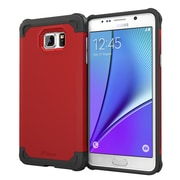 roocase Armor Case Cover for Samsung Galaxy Note 5, Carmine Red (RC-NOTE5-ET-RD)