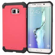 roocase Armor Case Cover for Samsung Galaxy S6 Edge+, Coral Pink (RC-SAM-S6EP-ET-PI)