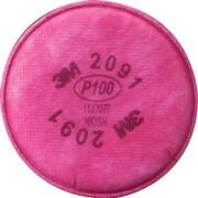 2000 Series Respirator Prefilters, SE909, Filter Pads/Cartridges, 24/Pack