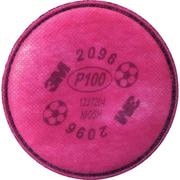 2000 Series Respirator Prefilters, SE910, Filter Pads/Cartridges, 10/Pack