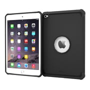 "roocase RC-APL-MINI4-ET-BK Exec Tough Orb System PC/TPU Case for 7.9"" Apple iPad Mini 4, Granite Black"