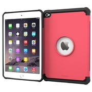 "roocase RC-APL-MINI4-ET-PI Exec Tough Orb System PC/TPU Case for 7.9"" Apple iPad Mini 4, Coral Pink"